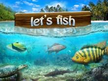 Juego en línea Let's Fish