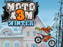 Juego en línea Moto X3M 4 Winter