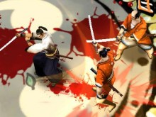 Online hra Samurai Showdown