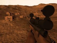 Juego en línea Sniper 3D