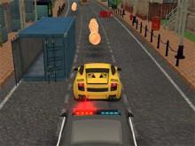 Juego en línea Supercar Endless Rush