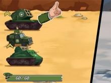 Online hra Tank Battle: War Commander