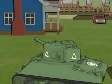 Juego en línea Tanks Battlefield