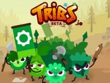 Online hra Tribs IO