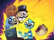 Online Game Trollface Quest Internet Memes