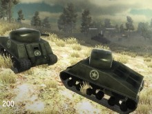 Online hra War of Tanks