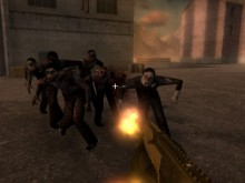 Online Game Zombie Hazard