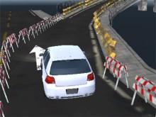 Online hra 3D Parking Bridge