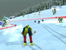 Online hra Alpine Ski Master