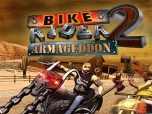 Online hra Bike Rider 2: Armageddon