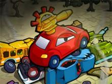 Online Game Car Eats Car 6