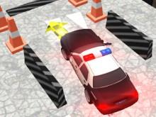 Online hra Police Car Parking
