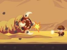 Online hra Terror Of Deep Sand