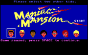Maniac Mansion Enhanced