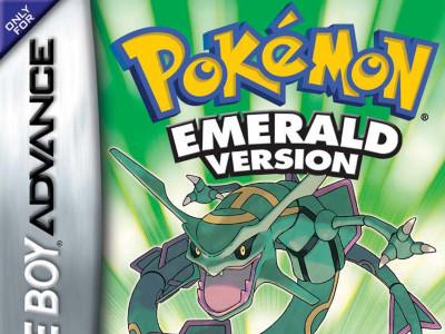 Online hra Pokemon Emerald