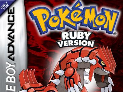 Juego en línea Pokemon Ruby Version