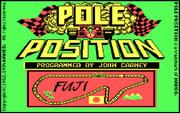 Online hra Pole Position