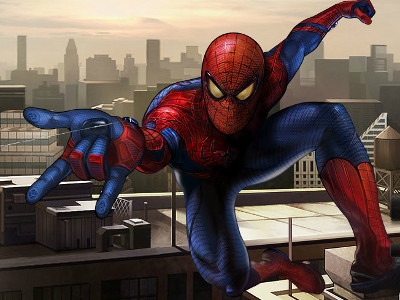Online hra The Amazing Spider-Man