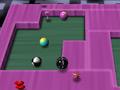 Online hra Xonix 3D
